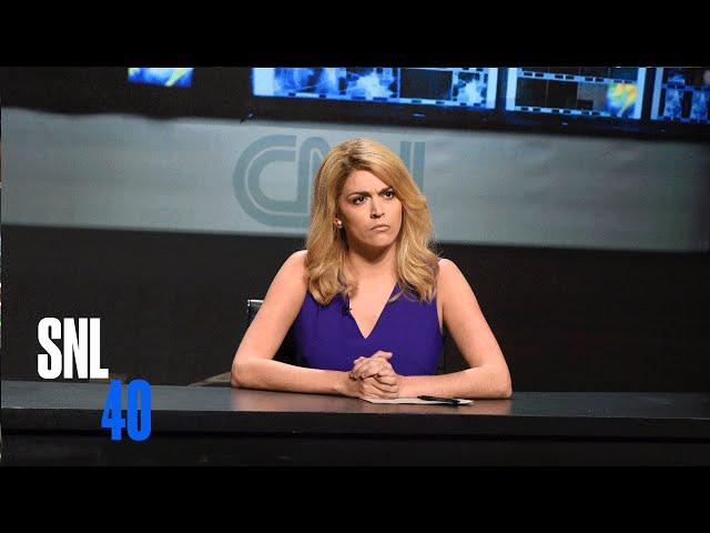 CNN Newsroom - SNL