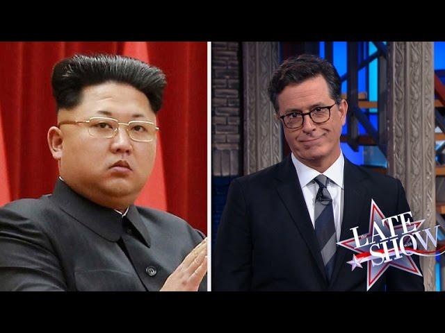 North Korean Leader Nukes Sarcasm