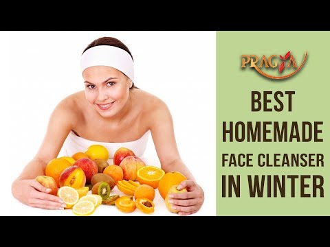 Xxx Mp4 BEST HOMEMADE Face Cleanser In Winter Skincare Hack Payal Sinha 3gp Sex
