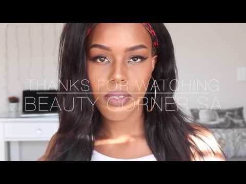 WOMEN ARE MAGIC| LEDI| BRONZE MAKEUP LOOK| BEAUTY CORNER SA| SOUTH AFRICAN BEAUTY BLOGGER