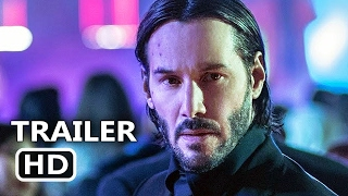 JΟHN WІCK 2 Official TV Spot Trailer (2017) Keanu Reeves Action Movie HD