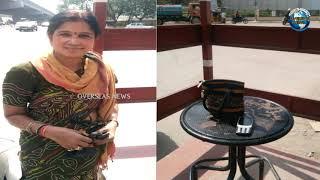 Honest Traffic Police Constable Returns Woman