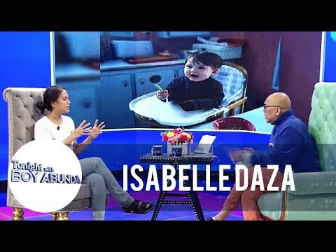 Xxx Mp4 TWBA Why Isabelle Daza Don T Want People Calling Her Son Guapo 3gp Sex