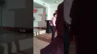 Sharmins wedding dance by Jim