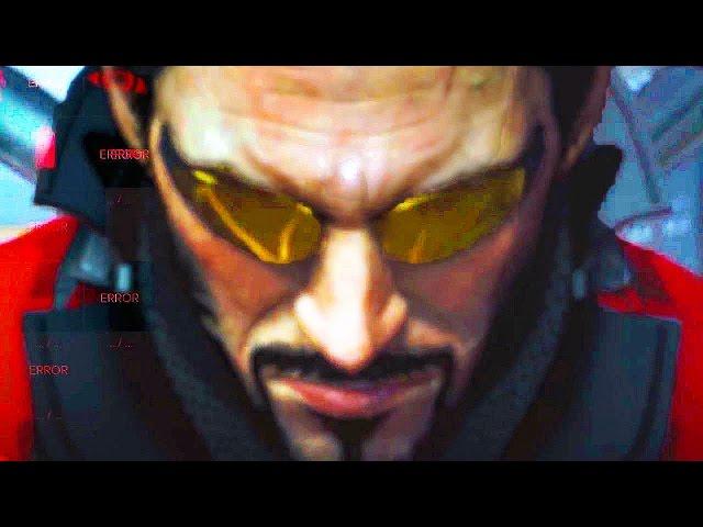 DEUS EX Mankind Divided : A Criminal Past Trailer (DLC)