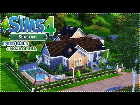 Xxx Mp4 🌸☀ The Sims 4 CZTERY PORY ROKU Speed Build Moja Opinia 🍁❄ 3gp Sex