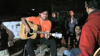 'Tero Nodi Sat Somuddur' by Sanjid