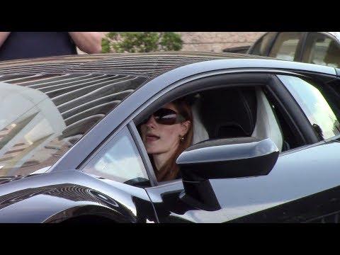 Xxx Mp4 SEXY GIRL KNOWS HOW TO DRIVE A LAMBORGHINI HURACAN LP610 4 2017 HQ 3gp Sex