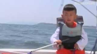 Chinesischer Rabenvater: Kleinkind Als Hochseesegler
