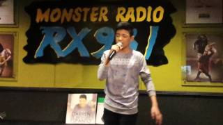 Darren Espanto on RX Concert Series - Home