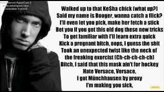 Eminem - Vegas (Iggy Azalea Diss) [Song + Lyrics]