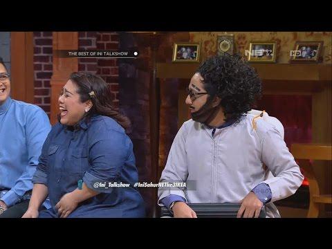The Best of Ini Talkshow - Wan kodir Tersinggung Ditertawain Nunung