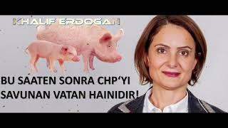 """Türkiyenin Gündemi Afrin lakin CHP: """"BIZ 7DK ÖNCE DOMUZ ETI YEDIK!"""""""