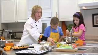 Kids Cooking Class: Ann Butler Teaches Kids to Make — Pumpkin Muffins
