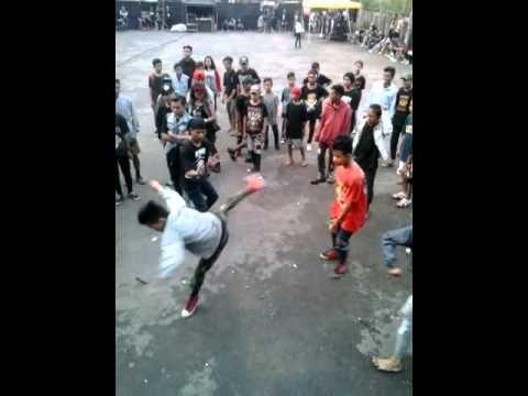 Attack Powerkill HC live at Kridasana Singkawang (BlockHead Party)