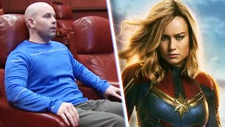 Man Sees 'Captain Marvel' 116 Times