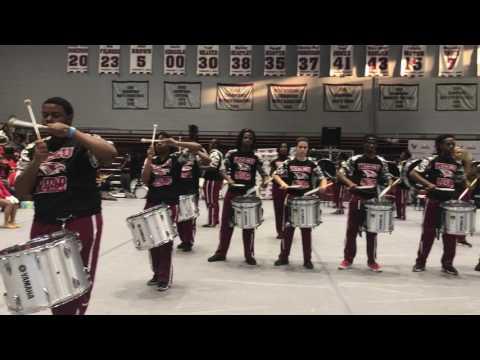 NCCU DOA Drumline