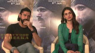 Wazir Movie Cast || Farhan Akhtar & Aditi Rao Hydari || Interview !