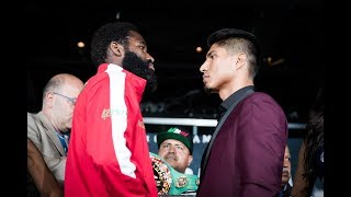 Broner vs. Garcia: Final Press Conference |  July 29 on SHOWTIME