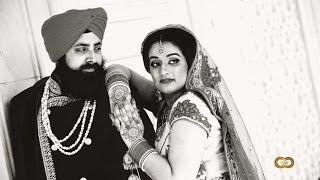Cinematic Wedding Highlights Of Sandeep & Sukhveer