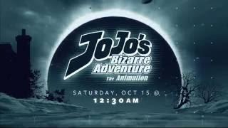 Toonami JoJo's Bizarre Adventure Promo