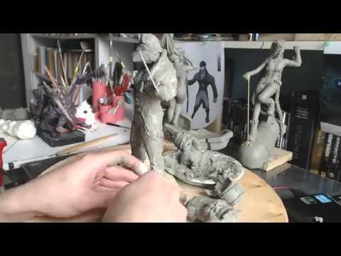 Sculpting Archduke Nasus   Part 1