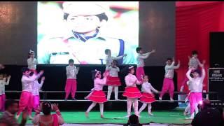 choona hai aasman||Gurukul International School (amb)Rimpy Raj School Of Dance