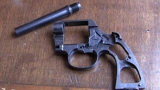 Revolver Barrel Removal