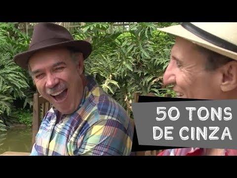 50 tons de cinza Nilton Pinto e Tom Carvalho A Dupla do Riso
