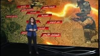 كيف أصبحت خارطة الموصل بعد تحرير عشرات الأحياء فيها؟