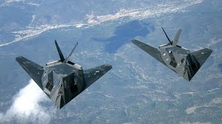 F-117 Nighthawk - The First Stealth Fighter
