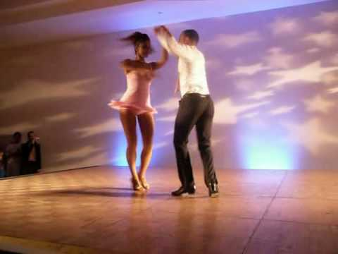 Ataca Jorgie & La Alemana Perform the 2009 Sexy & Sensual Latin Dance Festival