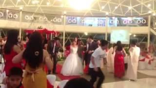 MR and MRS legaspi wedding (dance craze)