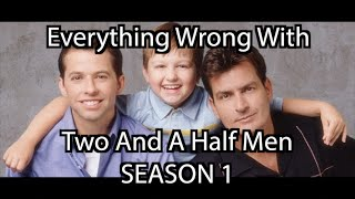 Episode #24: Everything Wrong With Two And A Half Men S01E07/Go Either Way They're Usually Fake