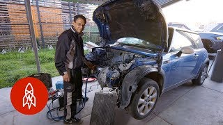 Turning Gas Guzzlers Into Clean Cars