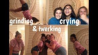 grinding , crying , & twerking :) 14th birthday vlog