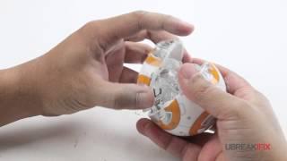 Star Wars The Force Awakens BB-8 Toy Teardown