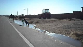 Cycling in Afghanistan: Iran/Afghanistan Border to Herat