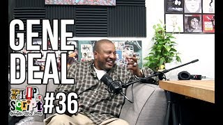 F.D.S #36 - GENE DEAL - RUSSELL SIMMONS HAD GAY MEN IN HIS HOUSE/SAVING HALLE BERRY FROM BEING SHOT?