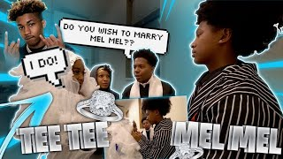 "MY LIL BROTHER GOT MARRIED TO DDG SISTER ""TEE TEE""! *Not Clickbait*"