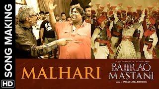 Making of Malhari | Bajirao Mastani | Ranveer Singh