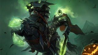 История Всадника без головы. [Warcraft] | Вирмвуд