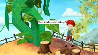 Jack and the Beanstalk by Nosy Crow - Brief gameplay MarkSungNow
