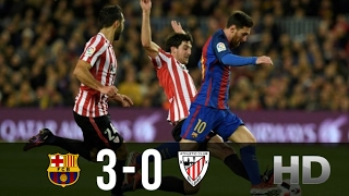 Download Barcelona vs Athletic Bilbao 3-0 All Goals and Highlights La Liga 04.02.2017 HD 3Gp Mp4