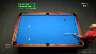نهائي بطولة العالم  للبياردو -  قطر billiards championship 2012