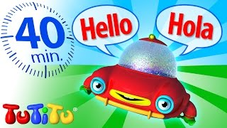 TuTiTu Language Learning | English to Spanish - Inglés a español