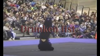 Drunken fist master MUST SEE!!!!!! MASTER WANG LIJUN 王力军