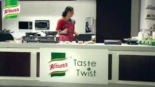 Knorr - Taste & Twist: Episode 2