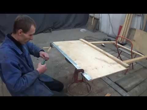 Как сделать движку для снега своими руками