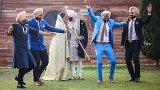 Rai Jagdeep + Sukhneet | Mehar Film | Wedding day